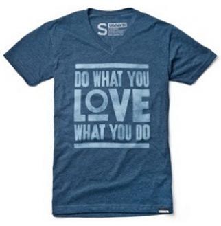 Do what you love (v-neck)